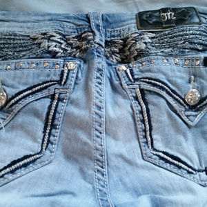 Miss Me wings jeans - size 29